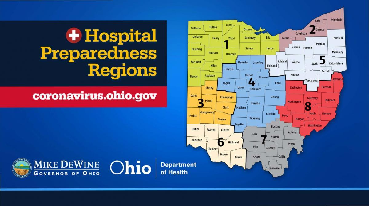 Hospital Preparedness Regions