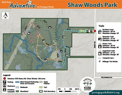 Shaw Woods Working Lands Park