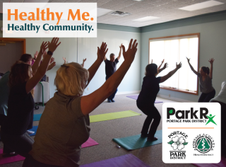 Healthy Me. Healthy Community Park Rx photo